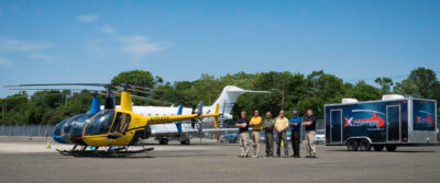 X-Copter delivers Robinson Helicopter simulator to customer