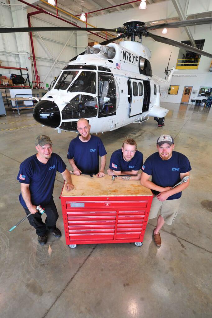 Apprenticeship programs to encourage mechanics